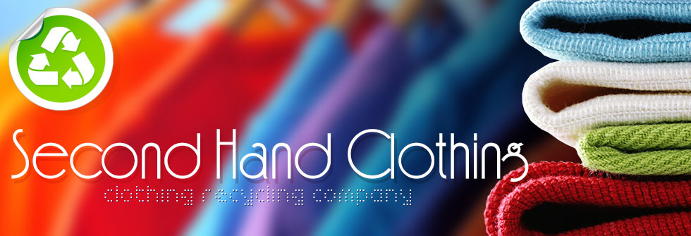 Second Hand Clothes Logo Second Hand Clothing Cash For